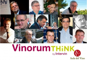 Vinorum Think en Barcelona en abril